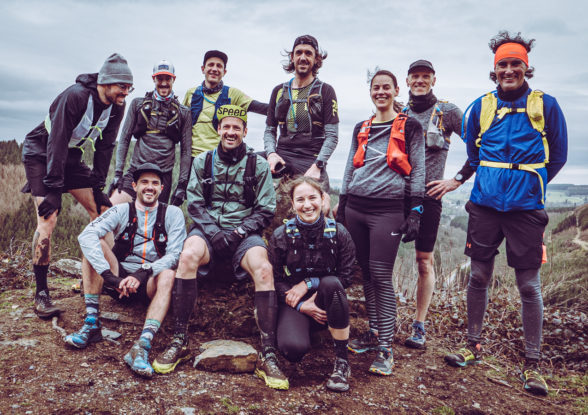 The Ardennes with the Negative Split Running Tribe